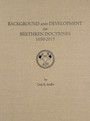 The Background and Development of Brethren Doctrines 1650-2015 (Second Edition)